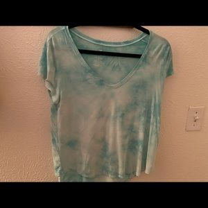 American eagle tie dye soft and sexy shirt